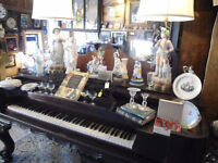 HUGE Antiques Clearance sale. 20-75% off store wide..