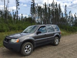 Ford Escape V6 4X4