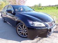 2012 Lexus GS 450h 3.5 F Sport 4dr CVT Full Lexus SH! Keyless! BSM! 4 door S...