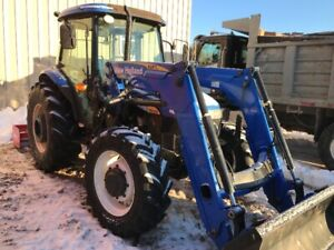 2012 New Holland Tractor. Price $40,000
