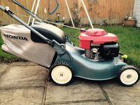 Honda izy Petrol Lawnmower