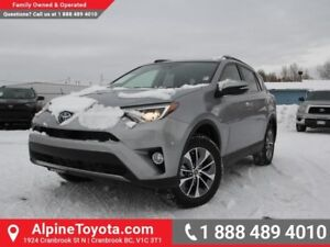 2018 Toyota RAV4 AWD Hybrid LE+  - POWER MOONROOF
