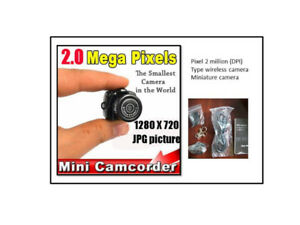 MINI HIDDEN CAMERA'S