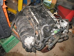 2.5L Out Of A 2006 Jetta Engine Part Out