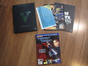 Limited edition strategy guide : Grand Theft Auto V.