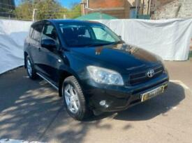 Toyota RAV4 2.0 Automatic XT-R 2007 57 Leather Sunroof Low Miles AA Approved