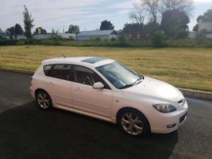 Mazda 3 Sport Gs 2008 *Excellente Condition* *Aucune Taxe*
