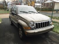2006 Limited Edition Jeep Liberty