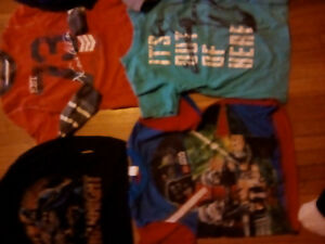 Boys size 6 t shirts