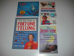 Informative books for kids and teachers