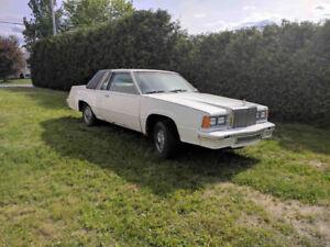 1980 Mercury Cougar XR7 Coupe (2 door)