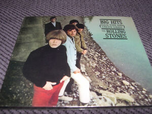 Big hits - Rolling Stones (High Tide And Green Grass) 1966 sacd