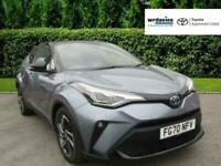 2020 Toyota CHR DYNAMIC Hatchback PETROL/ELECTRIC Manual