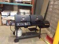 Charlgriller Duo with Smoker Box