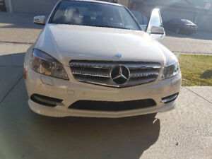 2011 Mercedes Benz C300 4Matic,4X4,Fully Loaded ,100Kkm