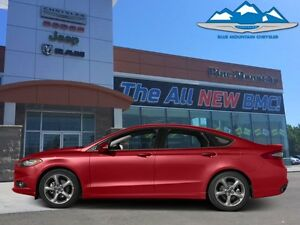 2013 Ford Fusion SE  ACCIDENT FREE, BLUETOOTH, AWD