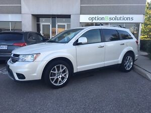 2012 Dodge Journey AWD SXT  R/T Direct Guarantied financing
