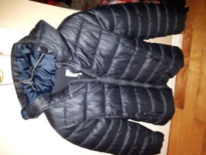 Old Navy Frost Free Winter Jacket - girl's 10/12