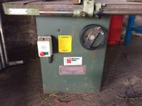 Sedgwick LK400 Rip Saw Bench