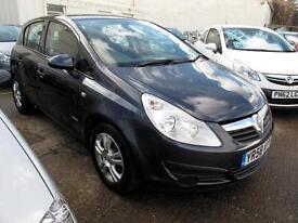 2008 58 Vauxhall/Opel Corsa 1.2i 16v Breeze 5 Door 1 Owner 5 Stamps+Bills