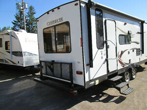 2013 Cherokee 264U travel trailer by Forest River Kitchener / Waterloo Kitchener Area image 4