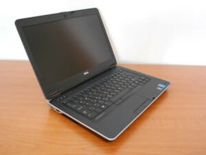 Dell e6440 with i5-4300M 3.3GHz/8GB RAM/128GB SSD/Backlit KB
