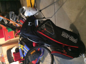 Ping stand bag