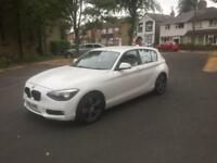 BMW One Series 116I 1.6 Sport Turbo Automatic 5DR.....Hatchback, 2013 (62 Reg)