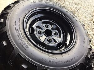 NEW ATV TIRES AND RIMS - (((( COMPLETE SET )))) Sarnia Sarnia Area image 3