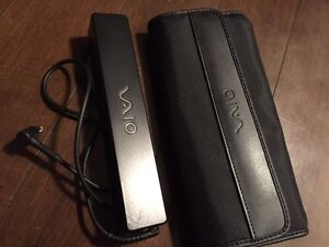 Sony Vaio Charger - new with case