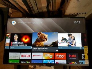 """SAVE HUNDREDS! SONY 43"""" SMART 4K HDR ULTRA HD - NEW! Only $475"""