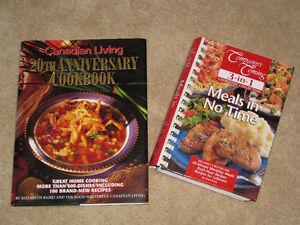 2 Cookbooks - excellent smoke free condition