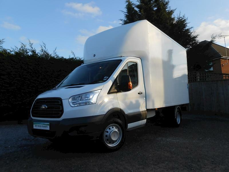 e2766a62a8 Ford Transit 350 L4 EF Lwb Luton Tail lift 2.0 130ps Euro 6 Six speed ...