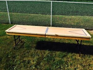 Handcrafted Drinking Pong Table