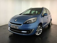 2012 62 RENAULT G-SCENIC DY'QUE TT DCI 7 SEAT 1 OWNER SERVICE HISTORY FINANCE PX