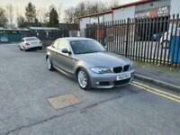 2011 BMW 1 Series 118D M SPORT Auto Coupe Diesel Automatic