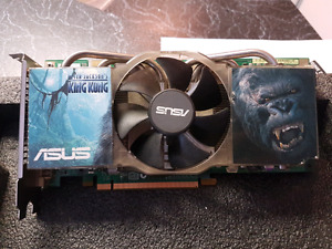 Asus Nvidia Geforce 7900GTX King Kong