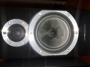 Wharfdale diamond 10.1 bookshelf speakers