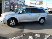 2010 Dodge Journey SE LOADED  NO ACCIDENTS..FULLY SAFETIED  !!