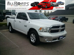 2014 Ram 1500 SLT 4x4 Quad, well equipped!, clean 1owner! London Ontario image 1