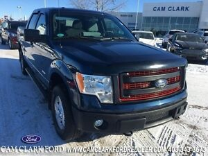 2014 Ford F-150 XLT   ecoboost trailer tow locking axle