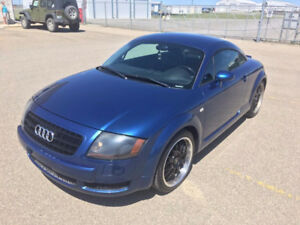 2003 Audi TT Quattro Coupe (2 door)