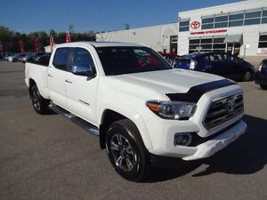 Toyota Tacoma LIMITED AWD GPS CUIR TOIT OUVRANT MAGS 2016