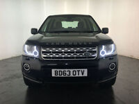 2014 LAND ROVER FREELANDER HSE SD4 DIESEL 1 OWNER SERVICE HISTORY FINANCE PX