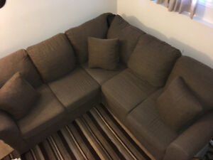 GREAT DEAL! Sectional Couch