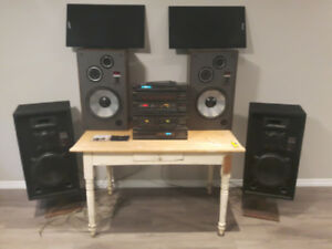 Technics home stereo