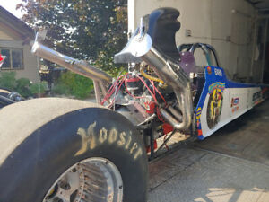 2000 spitzer rear engine dragster