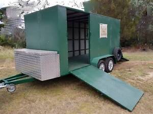 Enclosed Trailer 4mx1.8mx1.8m, 12 Months Rego Warrimoo Blue Mountains Preview