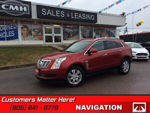 2014 Cadillac SRX Luxury   NAVIGATION, SUNROOF, REAR CAMERA, CUE