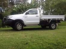 2009 Toyota Hilux Ute Merewether Newcastle Area Preview